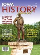 Iowa history journal.