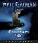 The graveyard book [CD book]