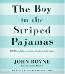 The boy in the striped pajamas [CD book] : a fable