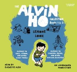 Alvin Ho Collection [CD Book]. Books 1-2