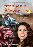 Stephenie Meyer : author of the Twilight saga