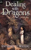 Dealing with dragons [downloadable audiobook]