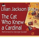 The cat who knew a cardinal [downloadable audiobook]