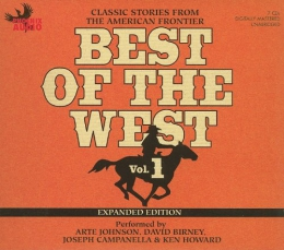 Best Of The West. [downloadable Audiobook]