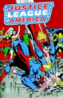 Justice League of America. Book 4