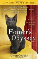 Homer's odyssey [downloadable audiobook] / a fearless feline tale, or how I learned about love and life with a blind wonder cat