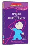Storybook treasures [DVD]. Harold and the purple crayon : and more great stories to spark the imagination