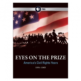 Eyes On The Prize [DVD] : America's Civil Rights Years, 1954-1965