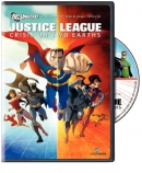 Justice League [DVD]. Crisis on two Earths