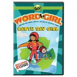 WordGirl [DVD]. Earth Day Girl