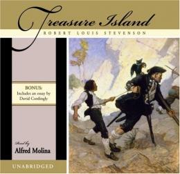 Treasure Island [CD Book]