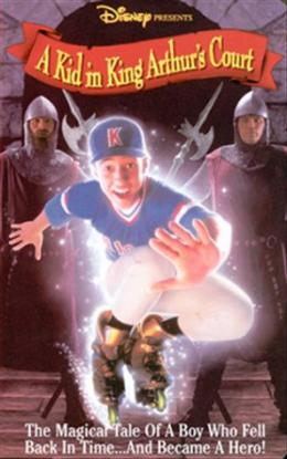 A Kid In King Arthur's Court [DVD]