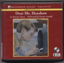 Dear Mr. Henshaw [CD book]