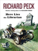 Here lies the librarian [downloadable audiobook]