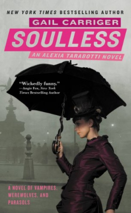 Soulless [downloadable Ebook]