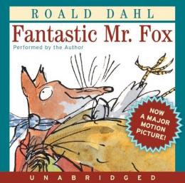 Fantastic Mr. Fox [CD Book]