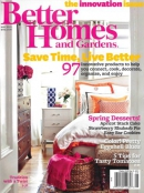 Better homes and gardens.