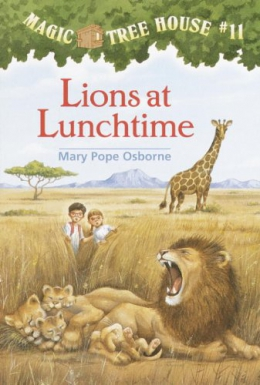 Lions At Lunchtime [downloadable Ebook]