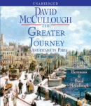 The greater journey [CD book] : Americans in Paris