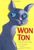Won-Ton : a cat tale told in haiku