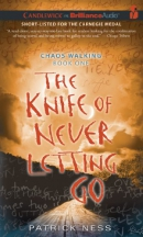 The Knife Of Never Letting Go [CD Book] Patrick Ness.
