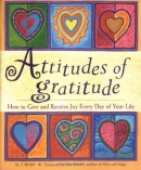Attitudes of gratitude : how to give and receive joy every day of your life