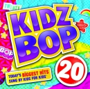 Kidz bop 20 [music CD] : today's biggest hits sung by kids for kids