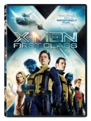 X-men [DVD] : first class