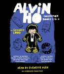 Alvin Ho collection [CD book]. Books 3 and 4