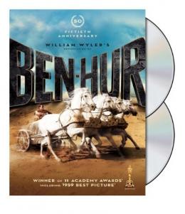 Ben-Hur [DVD] : A Tale Of The Christ