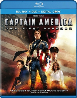 Captain America, The First Avenger [Blu-ray]