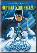 Batman & Mr. Freeze [DVD]. Subzero