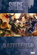 Siege. Battlefield.