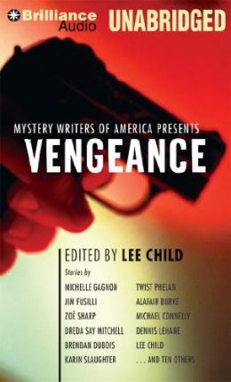 Vengeance [CD Book]