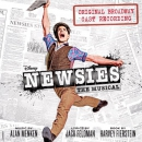 Newsies [music CD] : the musical : original Broadway cast recording