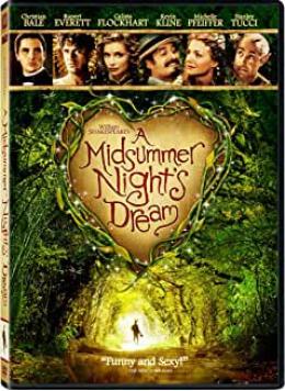 William Shakespeare's A Midsummer Night's Dream [DVD]