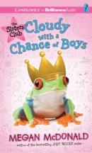 Cloudy with a chance of boys [CD book]