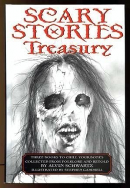 The Scary Stories Treasury : Three Books To Chill Your Bones