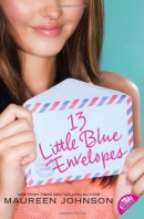 13 little blue envelopes [downloadable audiobook]