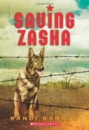 Saving Zasha [downloadable audiobook]