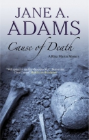 Cause of death [downloadable ebook] / a Rina Martin novel