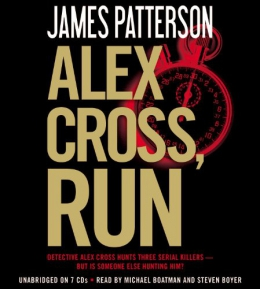 Alex Cross, Run [CD Book]