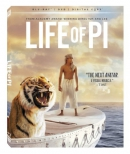 Life Of Pi [blu-ray Dvd]