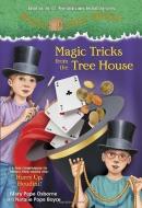 Magic tricks from the tree house : a fun companion to Magic Tree House #50 : hurry up, Houdini!