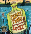 Three times lucky [CD book]