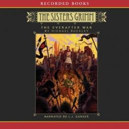 The Everafter War [CD Book]
