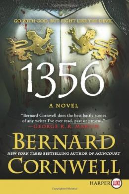 1356 [large Print] : A Novel