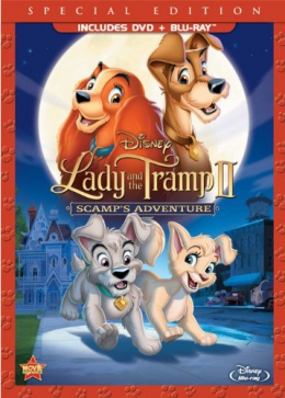 Lady And The Tramp II [Blu-ray] : Scamp's Adventure