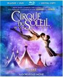 Cirque du Soleil [Blu-ray] : worlds away