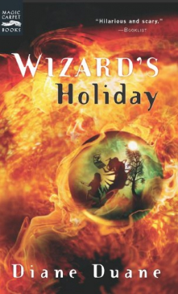 Wizard's Holiday [downloadable Ebook]